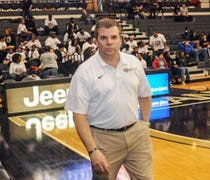 The Golden Grizzlies basketball team will host Tom...