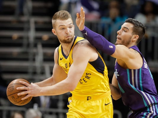 Willy Hernangomez, Domantas Sabonis