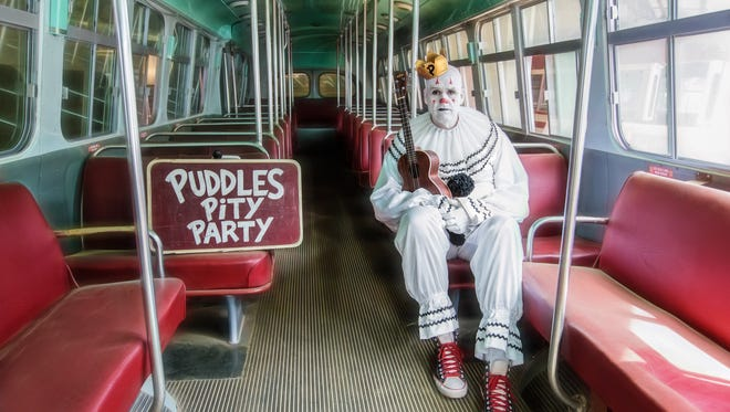 Puddles Pity Party brings his act to Bogart's Dec. 6.