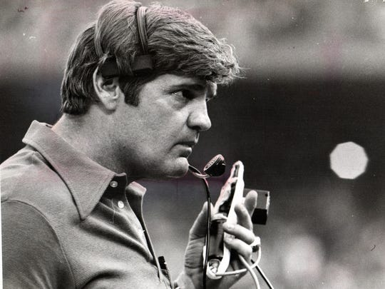 Lions coach Monte Clark lasted for seven seasons and made the playoffs just twice.