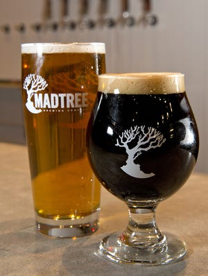 Madtree Brewery is doing several dinners around town in the next couple of weeks.