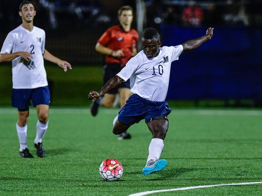 Anderson Asiedu's journey from Ghana to Great Lawn