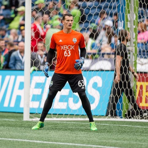 Former Kitsap Pumas goalkeeper Lubin cherishes short stay with Sounders