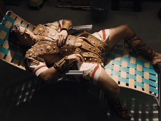 George Clooney in 'Hail, Caesar!' The major roles in