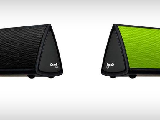 OontZ makes the pint-sized Angle speaker ($39.99).