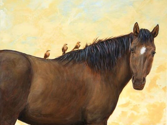 Friends by Gail Arcularius