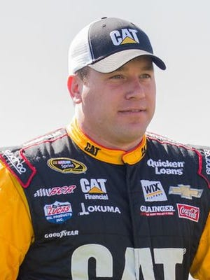 Ryan Newman was docked 75 points after an independent lab found proof of tire bleeding.