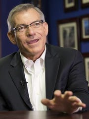 "Republican Rep. David Schweikert's position on President Donald Trump's ""emergency"" is unclear."