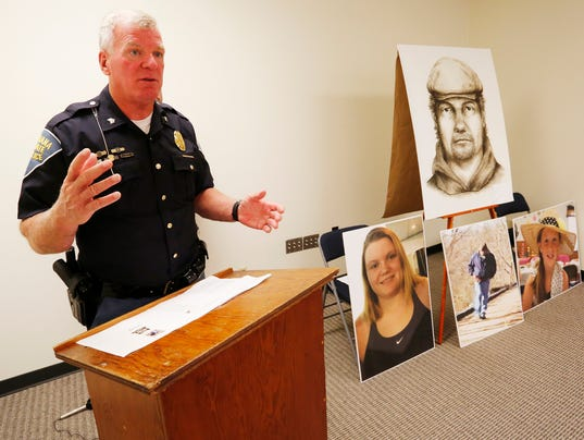 LAF Police unveil sketch of Delphi double homicide suspect