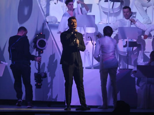 Sam Smith Brit Awards