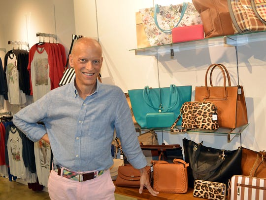 Alan Weeks is the owner/operator of OPTIONS gift shop now open at Mississippi Outlets in Pearl.
