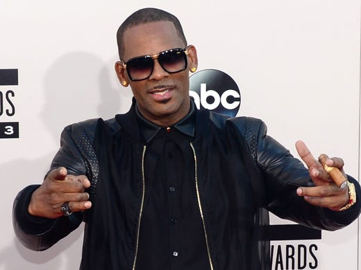 R. Kelly, 51, a singer, has been accused of sexual
