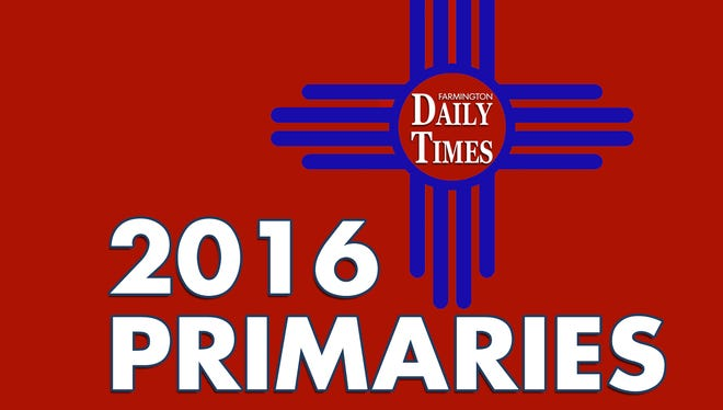 2016 New Mexico primary elections