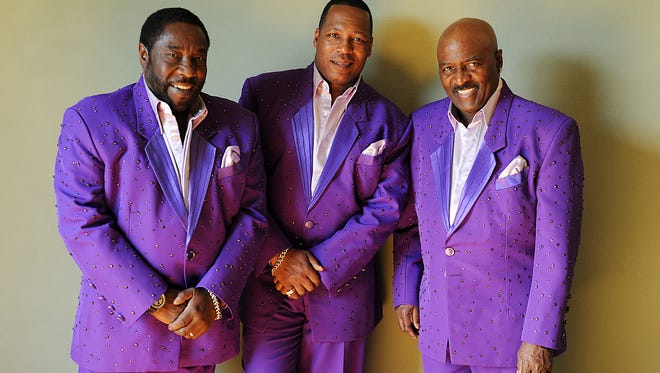 The long-running R&B group the O'Jays perform with Chaka Kahn Aug. 19 at  Biltmore.