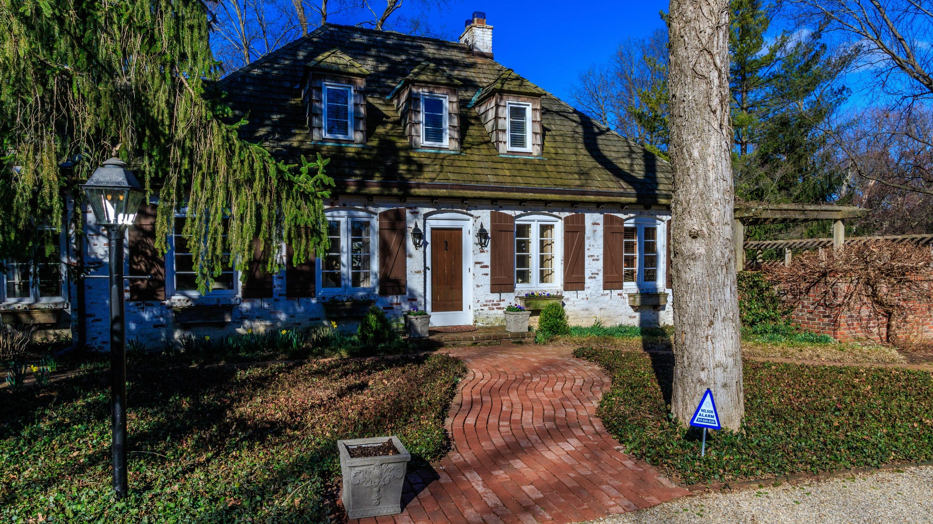 Hot Property 1939 Meridian Hills Cottage Holds Charm Today