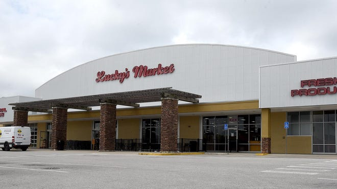 Lucky's Market at 111 S. Providence Road is closed for remodeling and will reopen June 24 soon as a Schnucks EatWell natural foods store.