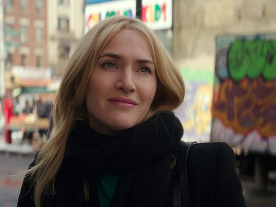 "Kate Winslet plays Claire in ""Collateral Beauty."""