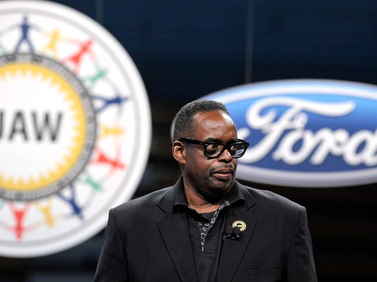 Jimmy Settles, retired head of the United Auto Workers' Ford Motor Co. Department, now heads Detroit's Department of Neighborhoods.