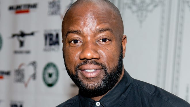 Malik Yoba stars as Vernon on 'Empire.'