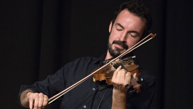 Fiddler and guitarist Joel Savoy has performed and taught music across the globe for 20 years.