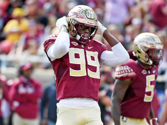 OLB Brian Burns, Florida State: There's a lot of pass