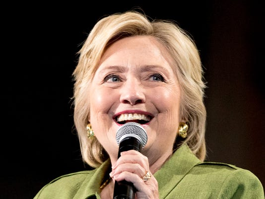 Politics aside, nomination of a woman is historic