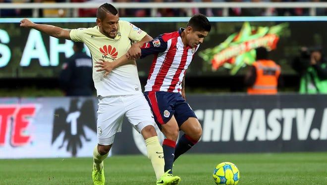 América y Guadalajara se verán las caras en el Azteca en la décima jornada del Apertura 2017.