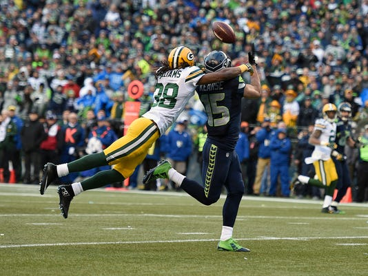 NFL: NFC Championship-Green Bay Packers at Seattle Seahawks