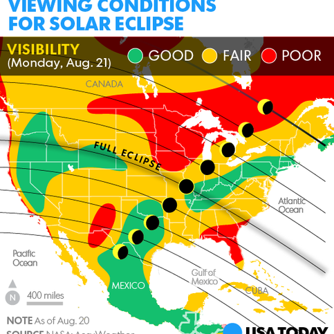 Follow Monday's eclipse with USA TODAY