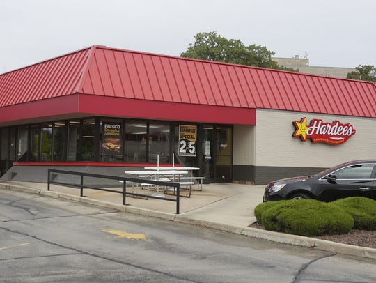 Hardee's, 409 Algoma Blvd., is undergoing an interior
