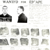 Left: Frank Freshwaters in February 1959. Right: Freshwaters in a May 2015 mugshot.