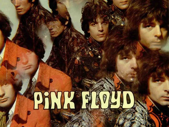 """The Piper at the Gates of Dawn"" by Pink Floyd will"