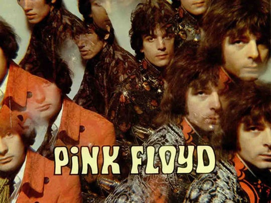 """""""The Piper at the Gates of Dawn"""" by Pink Floyd will be available on Record Store Day Saturday, April 21, 2018."""