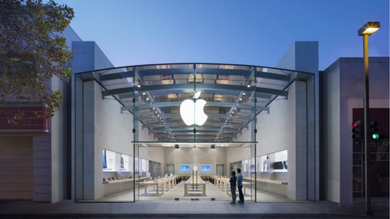 Apple Has A Lot Of Cash And Citi Has A List Of Targets For It