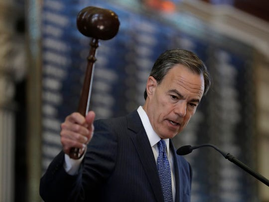 Former House Speaker Joe Straus  announced the formation of the PAC Texas Forever Forward.