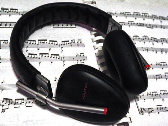 Phiaton Bridge MS 500s headphones