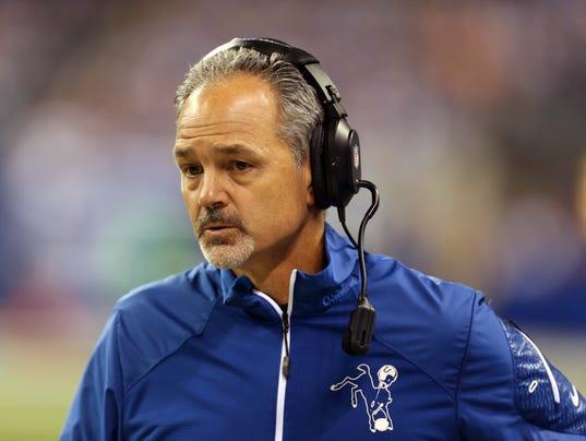 USP NFL_ Denver Broncos at Indianapolis Colts
