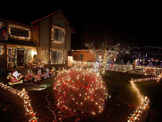 The annual Miracle of Christmas lighting display in Keizer closes for the season on Dec. 26.