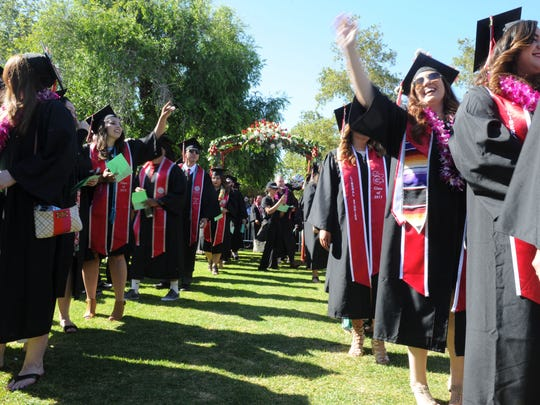 Due to the coronavirus, universities and colleges have postponed the graduation ceremonies including the ones planned for CSU Channel Islands.