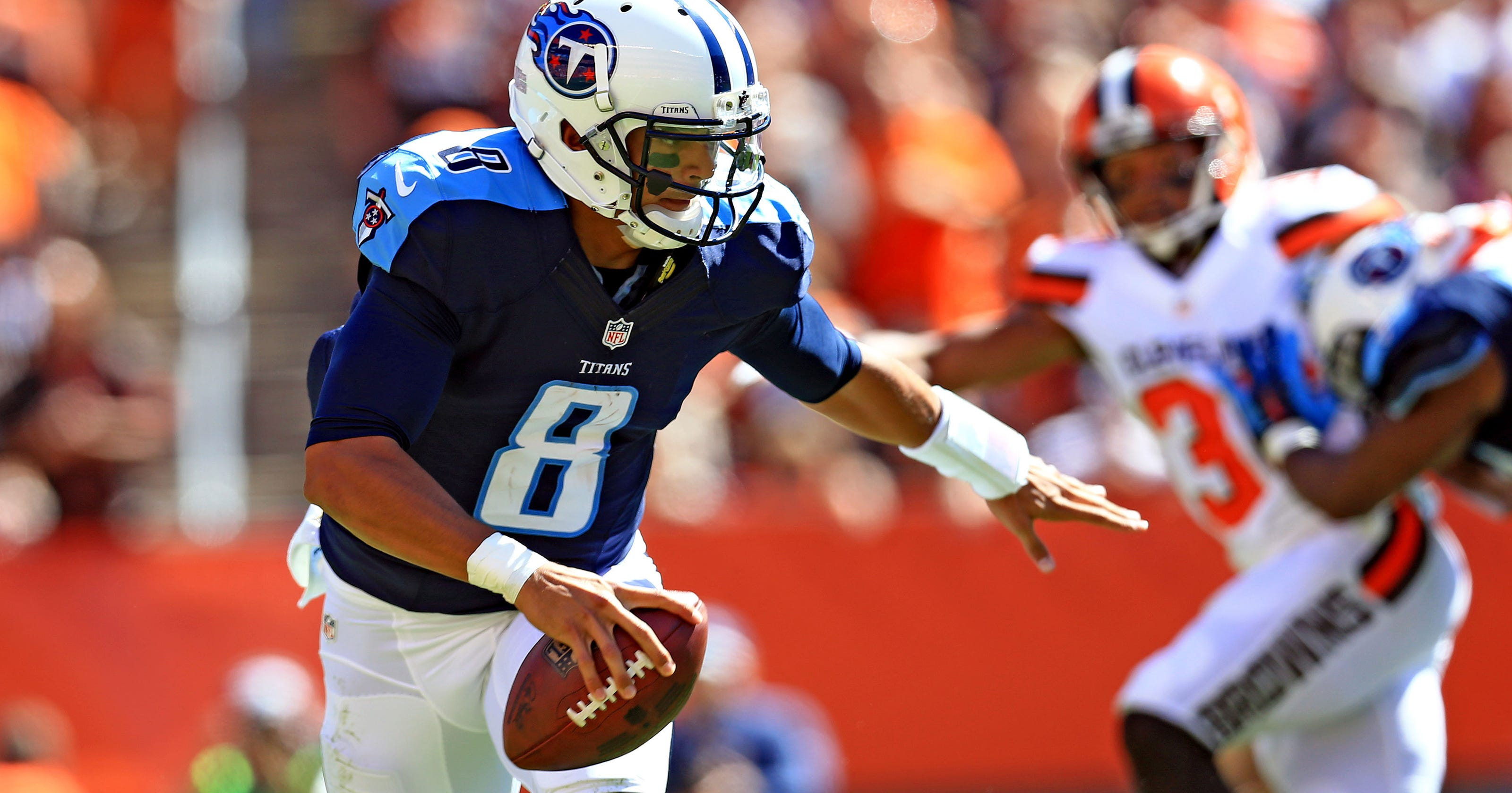 wholesale dealer 7a5ae 8922a Rex Ryan on Marcus Mariota: Kid won't have his way with us