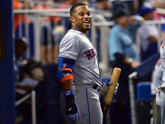 New York Mets second baseman Robinson Cano has had a slow start at the plate this season.
