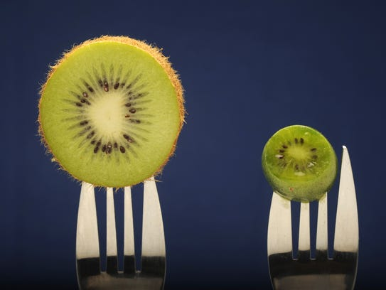 Upland Brewing Co. uses real kiwis in one of its sour