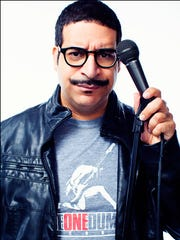 Comedian Erik Griffin is performing two shows at The Loft on Saturday.