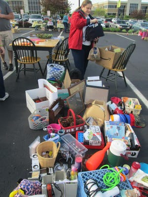 Anderson Township is holding its annual community garage sale and yard sale Saturday, May 6. Yard sales will be happening throughout the community and about 25 vendors will be gathered at Anderson Center Station, 7832 Five Mile Road 8 a.m. to 1 p.m.