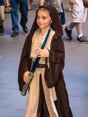 Dress up like your favorite Star Wars characters Saturday