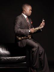 Jazz saxophonist Tim Green