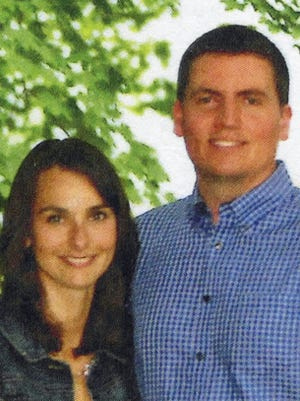 Mindi and Matt Campbell recently endowed the Campbell Family Scholarship with the Holmes County Education Foundation.