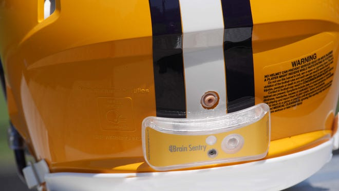 Brain Sentry device will be used in Grange Insurance All-Star Football Classic