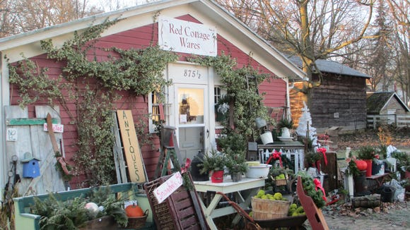 Red Cottage Wares