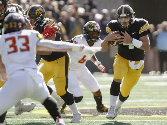 Maryland v Iowa